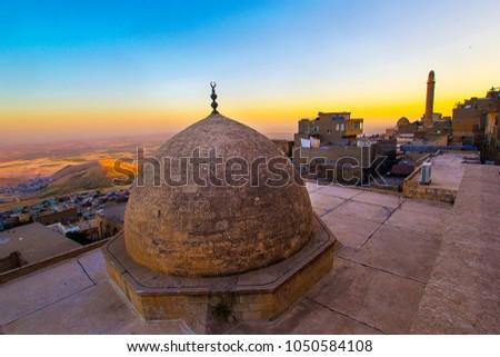 stock-photo-mardin-turkey-religious-city