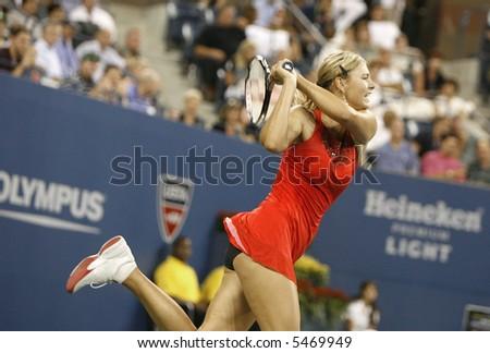 Maria Sharapova o - stock photo