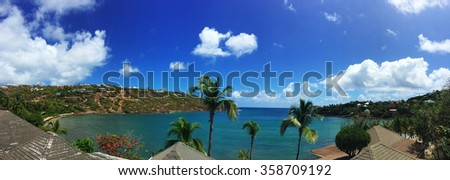 St barth stock images royalty free images vectors for Marigot beach st barts
