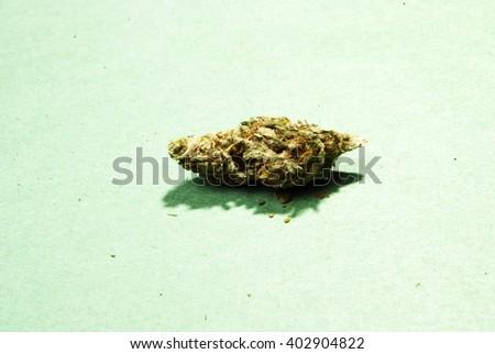 Marijuana, Cannabis, Weed - stock photo