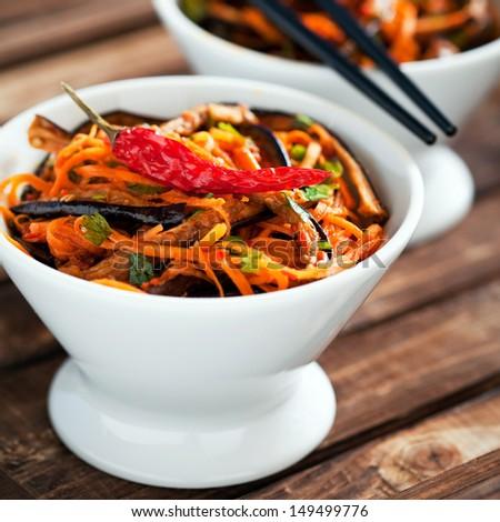 Healthy Homemade Roasted Carrots Ready Eat Stock Photo 388287163 ...