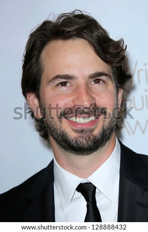 Mark Boal at the 2013 Writers Guild Awards, JW Marriott, Los Angeles, CA 02-17-13 - stock photo