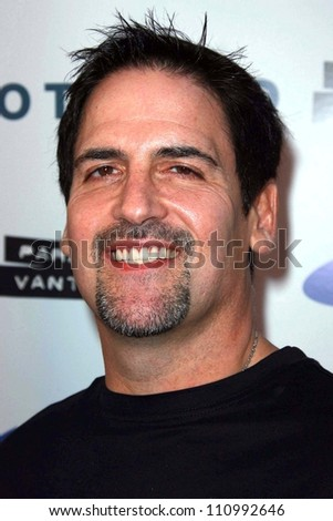"""Mark Cuban at the premiere of """"Into the Wild"""". Directors Guild Of America, Los Angeles, CA. 09-18-07 - stock photo"""
