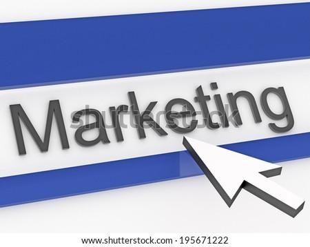 Marketing Concepts - stock photo