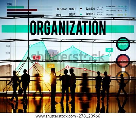 Marketing Planning Strategy Business Organization Concept - stock photo