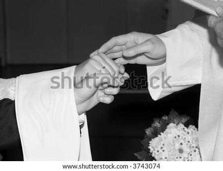 marriage - stock photo