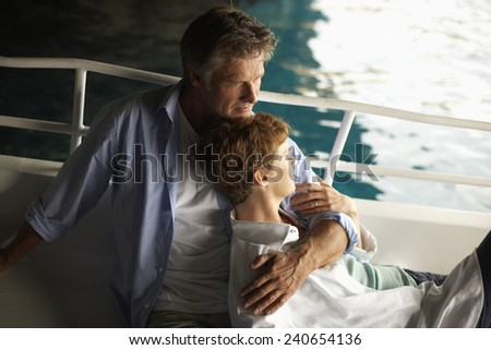 Married Couple on Boat