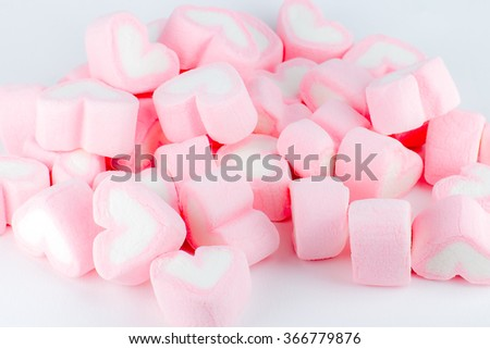 marshmallows candy
