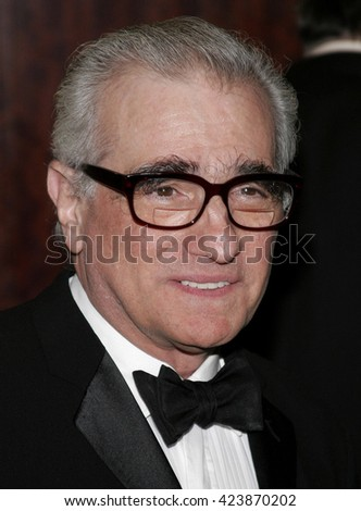Martin Scorsese at the 21st Annual ASC Awards held at the Hyatt Regency Century Plaza Hotel in Century City, USA on February 18, 2007.