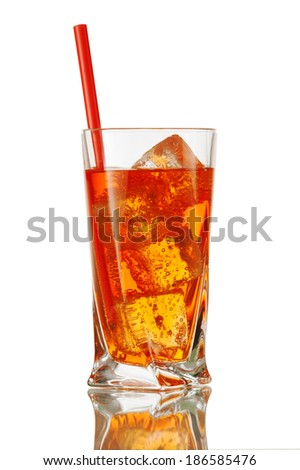 Martini cocktail - stock photo
