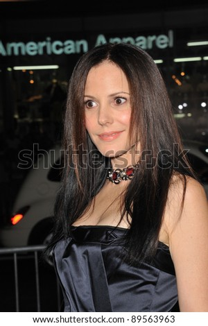 "Mary Louise Parker at the premiere of her new movie ""Red"" at Grauman's Chinese Theatre, Hollywood. October 11, 2010  Los Angeles, CA Picture: Paul Smith / Featureflash"