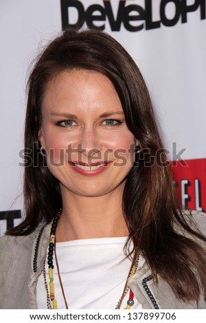 "Mary Lynn Rajskub at the ""Arrested Development"" Los Angeles Premiere, Chinese Theater, Hollywood, CA 04-29-13"
