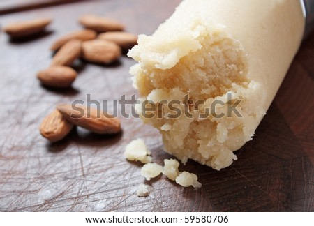 Marzipan - stock photo