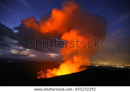 Volcano Stock Images RoyaltyFree Images Vectors Shutterstock