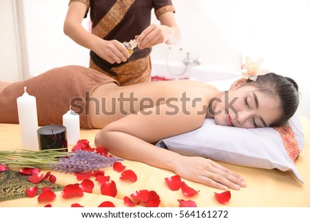 Massage and Spa: Thai massage and spa for skin care and beauty.