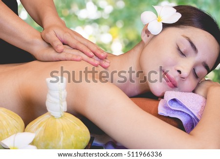 Asian massage stock images royalty free images vectors shutterstock - Salon massage thai naturiste ...