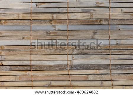 mat bamboo background