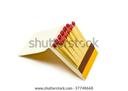Matches - stock photo