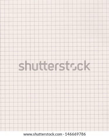 math paper, background - stock photo