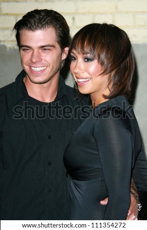 Matthew Lawrence and Cheryl Burke at the Us Hot Hollywood 2007 party presented by Us Weekly. Sugar, Hollywood, CA. 04-26-07