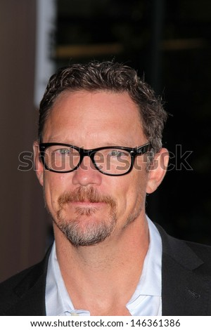 "Matthew Lillard at ""The Bridge"" Red Carpet Event, DGA, Los Angeles, CA 07-08-13"