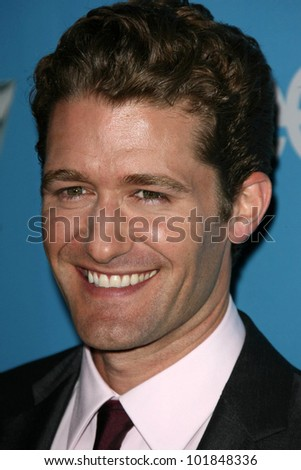 "Matthew Morrison at the ""GLEE"" Season 2 Premiere Screening and DVD Release Party, Paramount Studios, Hollywood, CA. 08-07-10"