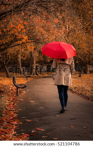 Red Umbrella Stock Images Royalty Free Images Amp Vectors
