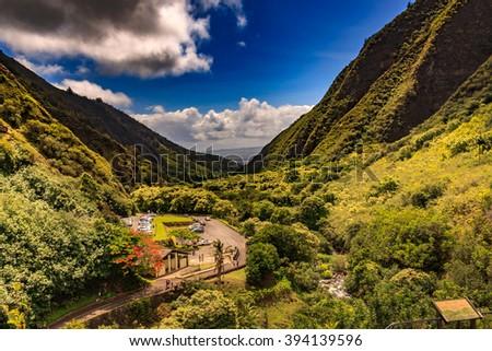 Maui Hawaii - stock photo