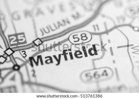 Mayfield. Kentucky. USA