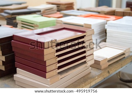 MDF, PARTICLE BOARD. Wood panels of different thicknesses and colors. Furniture fittings for furniture production on an industrial scale, and also for repair of furniture.