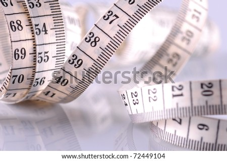 measurement - stock photo