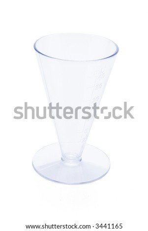 Measuring Cup - stock photo
