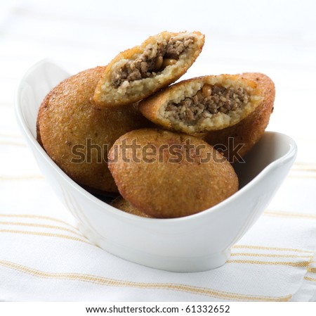 meat ball - stock photo