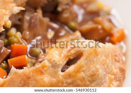 how to make meat pie gravy