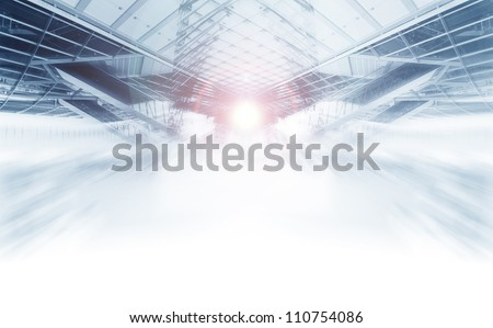 Mechanical System - stock photo