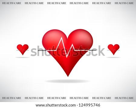 Medical card - stock photo