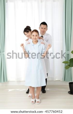 Medical image - stock photo