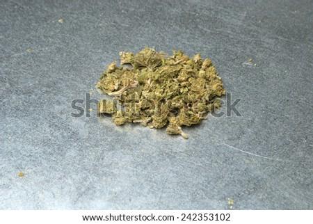 Medical Marijuana, Marijuana Reform  - stock photo