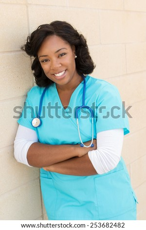 Medical Occupation  - stock photo