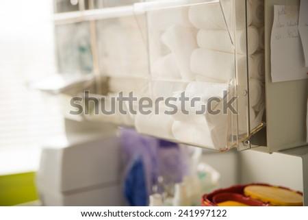 medical supplies - stock photo