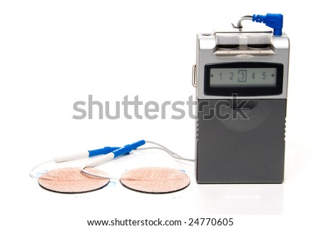 Medical Tens Unit - stock photo