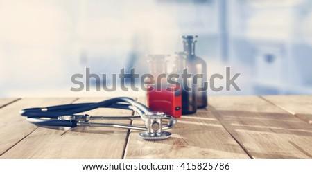 medical tools  - stock photo