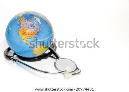 Medical World - stock photo