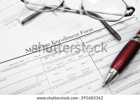 Medicare Form Stock Photos, Royalty-Free Images & Vectors