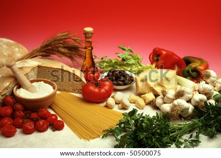 Mediterranean Diet Collection