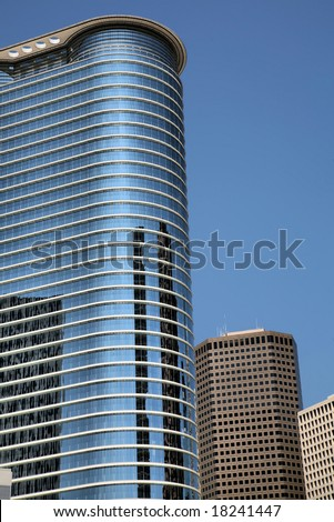 Mega-awesome Buildings(Release Information: Editorial Use Only. Use of this image in advertising or for promotional purposes is prohibited.) - stock photo