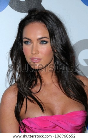 Megan Fox  at the 2008 GQ 'Men of the Year' Party. Chateau Marmont Hotel, Los Angeles, CA. 11-18-08