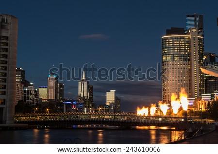 Crown Casino Restaurants In Melbourne Australia