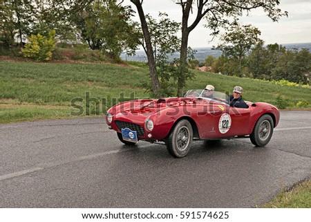 september car Vintage sports races