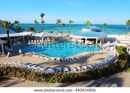 Melia Nassau Beach Resort Bahamas 10th Stock Photo 440834812 Shutterstock